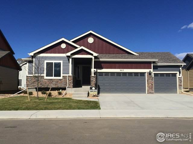 4648 Binfield Dr, Windsor, CO 80550 (MLS #905535) :: Bliss Realty Group