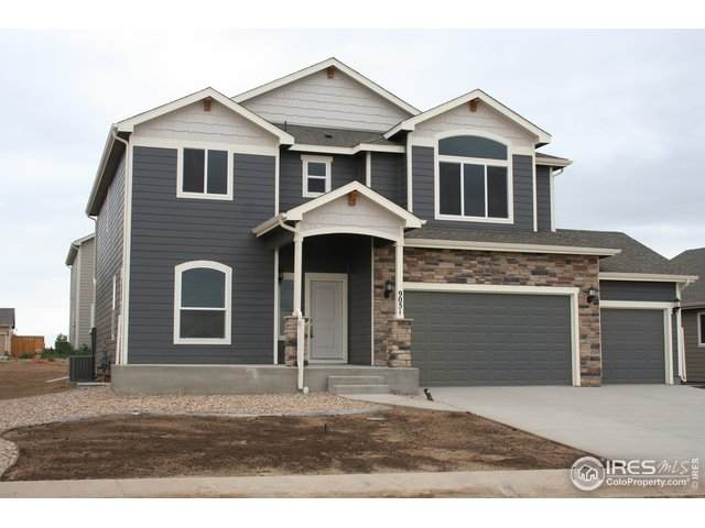 4602 Binfield Dr, Windsor, CO 80550 (#905536) :: My Home Team