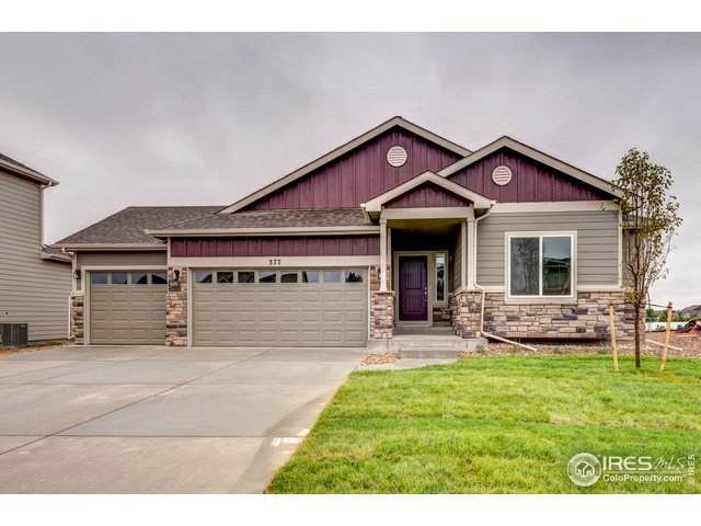 4586 Binfield Dr, Windsor, CO 80550 (#905538) :: My Home Team