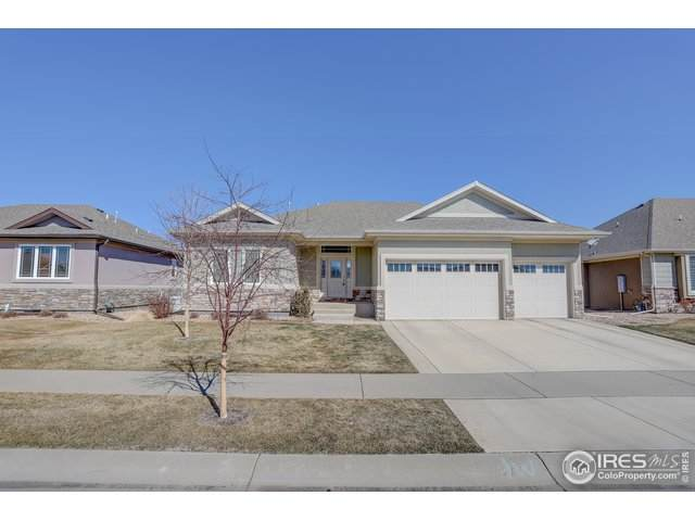 8205 Surrey St, Greeley, CO 80634 (#905556) :: The Brokerage Group