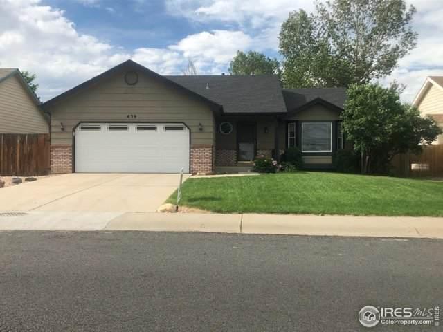 439 La Costa Ln, Johnstown, CO 80534 (MLS #905574) :: 8z Real Estate