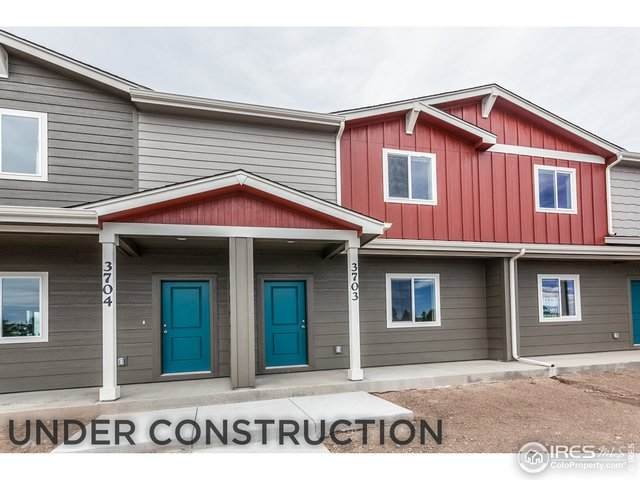 3622 Ronald Reagan Ave, Wellington, CO 80549 (#905703) :: The Brokerage Group