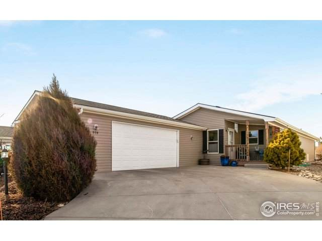 909 Sunchase Dr, Fort Collins, CO 80524 (#905750) :: The Brokerage Group