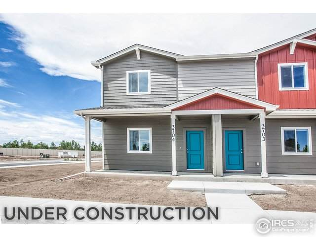 3684 Ronald Reagan Ave, Wellington, CO 80549 (#905772) :: The Brokerage Group