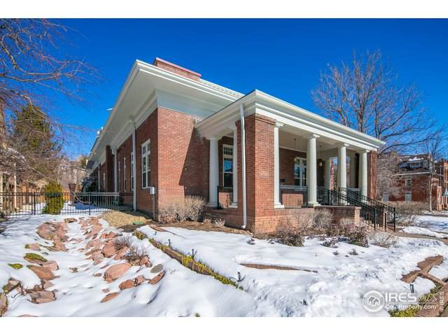 1045 Spruce St #A, Boulder, CO 80302 (MLS #905794) :: J2 Real Estate Group at Remax Alliance