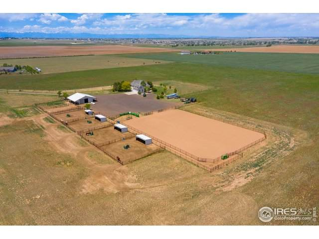 33505 E 156th Ct, Hudson, CO 80642 (MLS #905904) :: Colorado Home Finder Realty