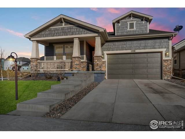 2998 Echo Lake Dr, Loveland, CO 80538 (MLS #905946) :: 8z Real Estate