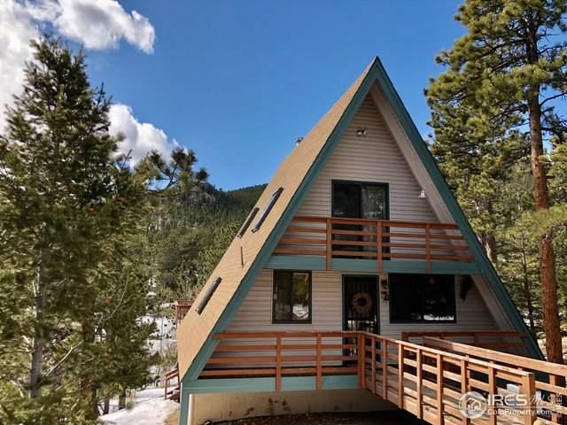 200 Rockledge Cir, Lyons, CO 80540 (MLS #906196) :: Colorado Home Finder Realty