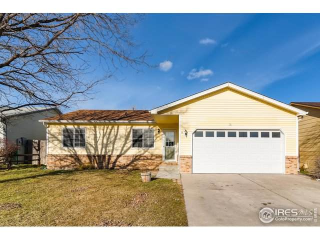 131 49th Ave Ct, Greeley, CO 80634 (MLS #906219) :: 8z Real Estate