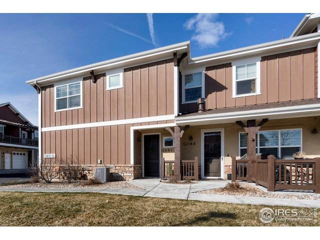 5851 Dripping Rock Ln #201, Fort Collins, CO 80528 (MLS #906231) :: J2 Real Estate Group at Remax Alliance