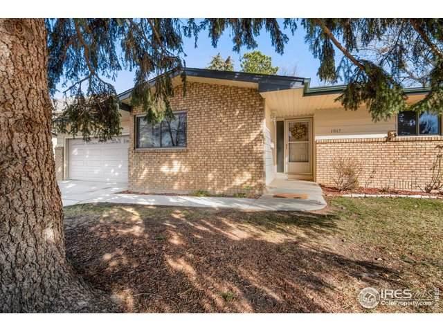 1017 W 31st St, Loveland, CO 80538 (MLS #906257) :: 8z Real Estate