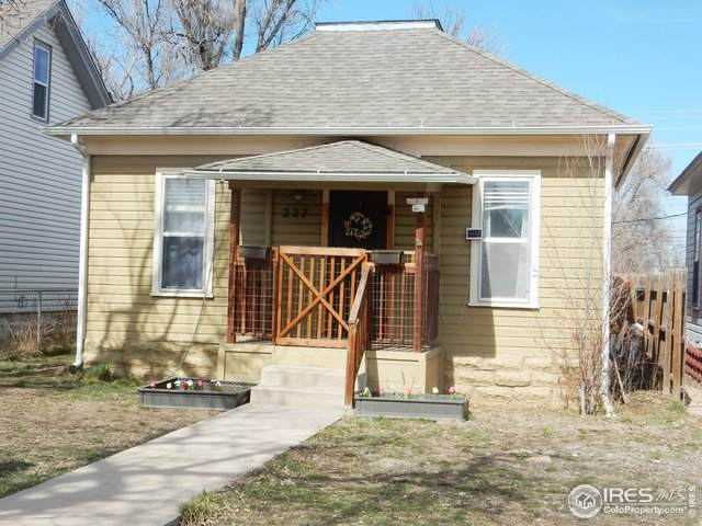 227 13th St, Greeley, CO 80631 (MLS #906893) :: J2 Real Estate Group at Remax Alliance