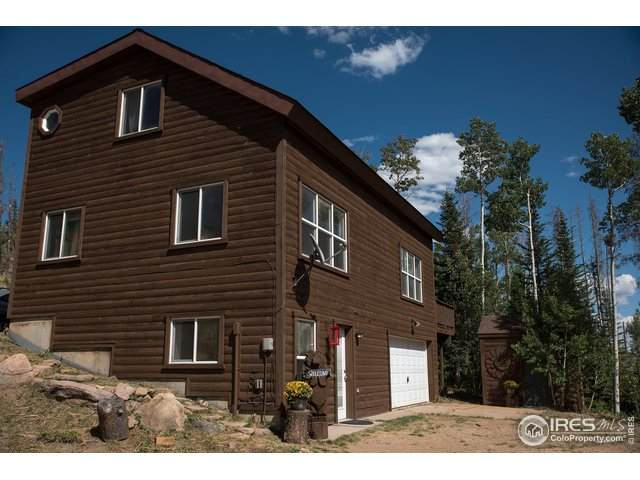 3689 Ottawa Way, Red Feather Lakes, CO 80545 (MLS #906944) :: Kittle Real Estate