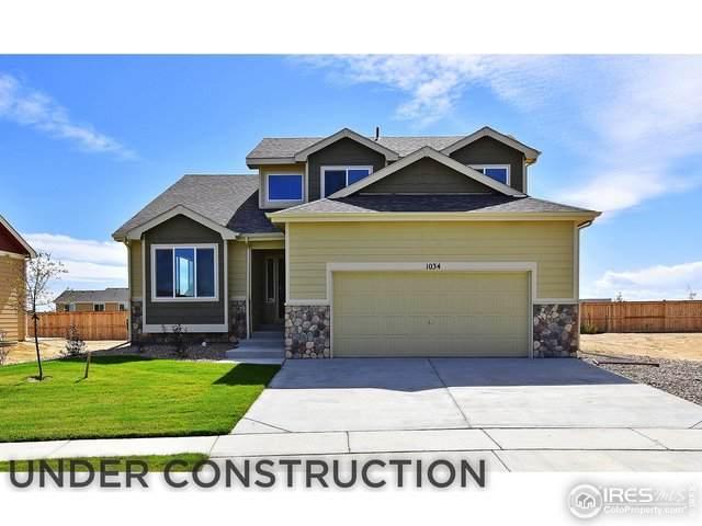 1004 Axis Dr, Severance, CO 80550 (MLS #906987) :: Hub Real Estate