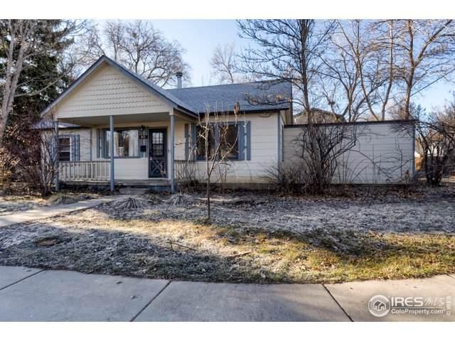 815 W Magnolia St, Fort Collins, CO 80521 (MLS #907094) :: 8z Real Estate