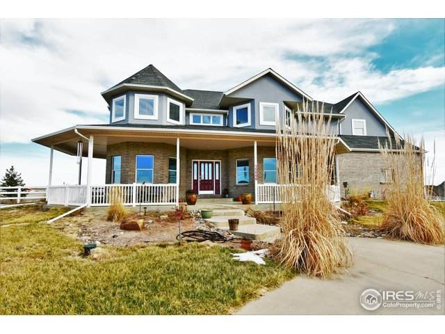 15000 Overland Trl, Brighton, CO 80603 (MLS #907095) :: 8z Real Estate