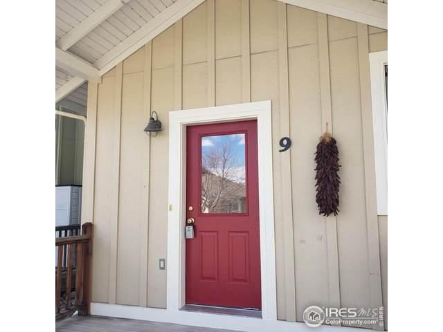520 N Sherwood St #9, Fort Collins, CO 80521 (MLS #907122) :: J2 Real Estate Group at Remax Alliance