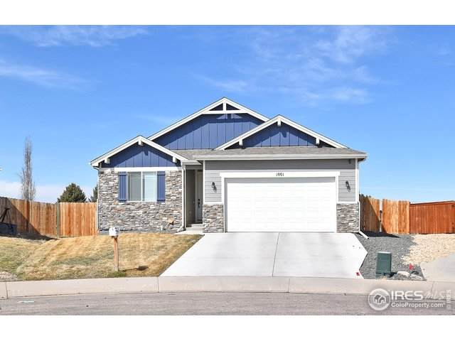 1001 78th Ave, Greeley, CO 80634 (MLS #907149) :: June's Team