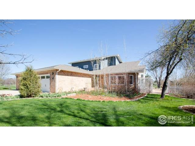 7641 Estate Cir, Niwot, CO 80503 (MLS #907170) :: 8z Real Estate