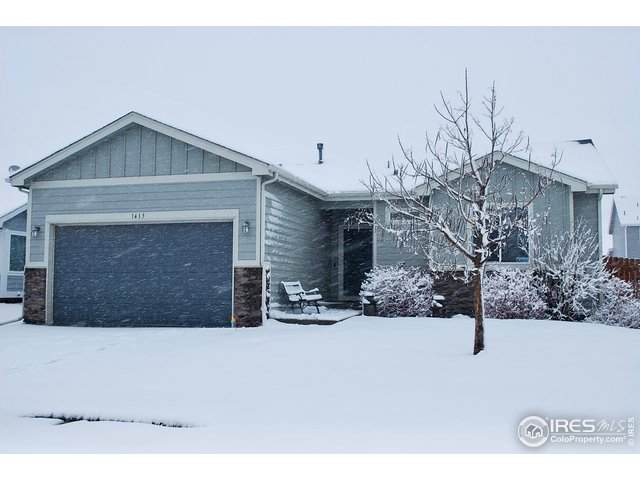 1413 S Harvester Dr, Milliken, CO 80543 (#907177) :: The Brokerage Group