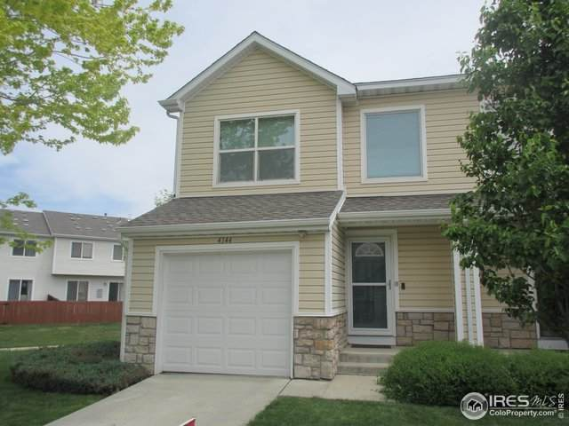 4144 Silverthorne Ct, Loveland, CO 80538 (#907211) :: West + Main Homes