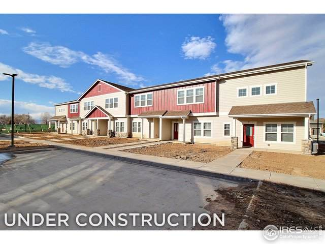 879 Winding Brook Dr, Berthoud, CO 80513 (#907263) :: West + Main Homes