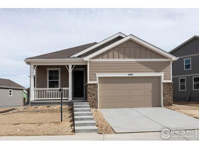 2992 Pawnee Creek Dr, Loveland, CO 80538 (MLS #907278) :: RE/MAX Alliance