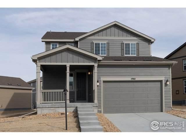 2980 Pawnee Creek Dr, Loveland, CO 80538 (MLS #907282) :: RE/MAX Alliance