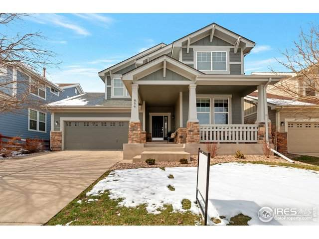 856 Mircos St, Erie, CO 80516 (#907287) :: The Brokerage Group