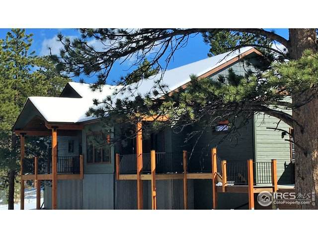 1092 Middle Broadview Rd, Estes Park, CO 80517 (#907344) :: The Dixon Group