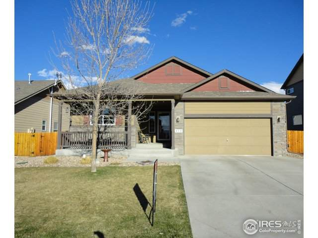 473 Pioneer Ln, Johnstown, CO 80534 (MLS #907392) :: 8z Real Estate
