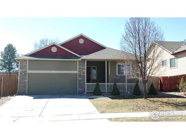8710 19th St Rd, Greeley, CO 80634 (#907404) :: The Brokerage Group