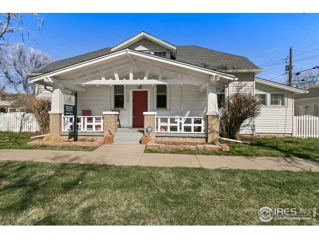 1880 23rd St, Boulder, CO 80302 (MLS #907405) :: 8z Real Estate