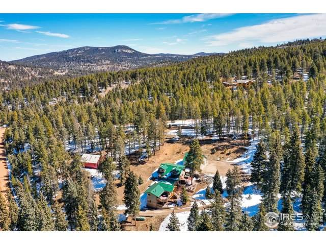 12077 Elk Trail Rd, Conifer, CO 80433 (MLS #907529) :: 8z Real Estate