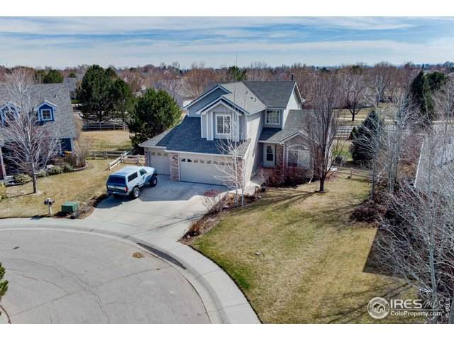 655 Red Tail Dr, Eaton, CO 80615 (MLS #907575) :: June's Team