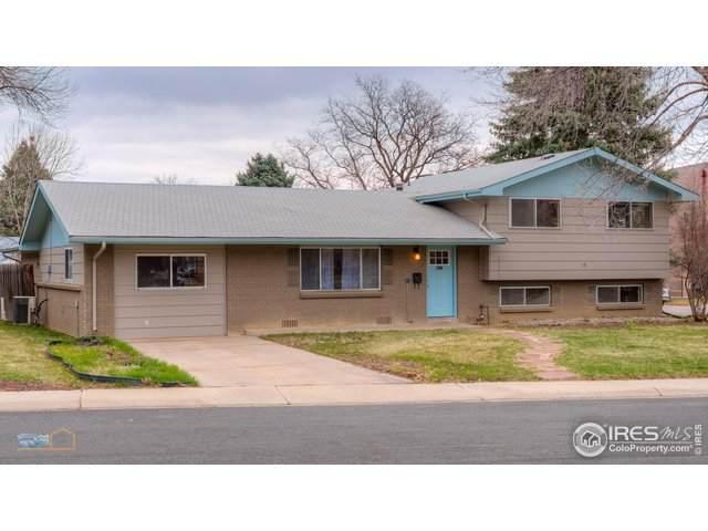 1400 Spencer St, Longmont, CO 80501 (MLS #907581) :: Colorado Home Finder Realty