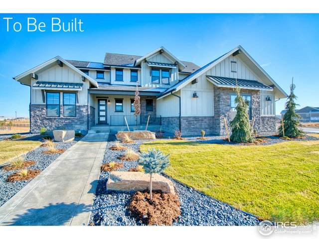 32791 Eagleview Dr, Greeley, CO 80631 (#907610) :: James Crocker Team