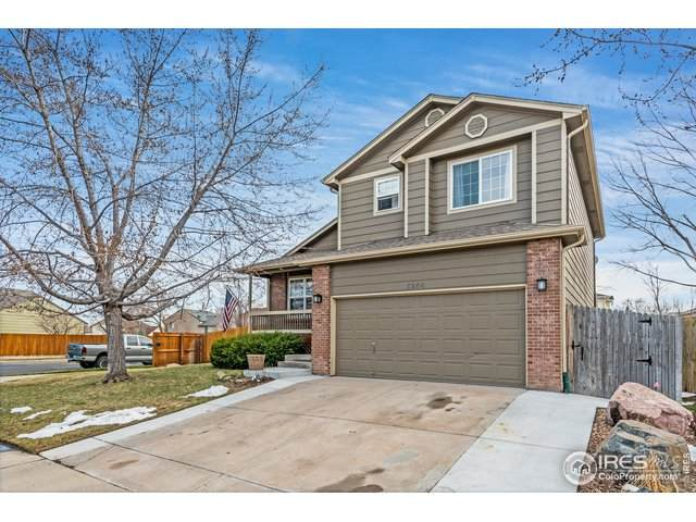 5264 E 129th Pl, Thornton, CO 80241 (MLS #907657) :: Colorado Home Finder Realty