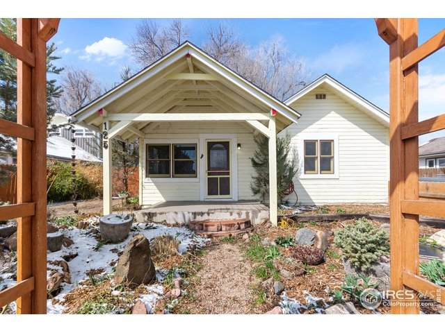 125 3rd St, Fort Collins, CO 80524 (#907705) :: My Home Team