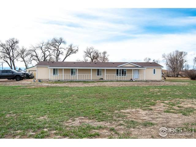 25673 Highway 392, Greeley, CO 80631 (MLS #907725) :: 8z Real Estate