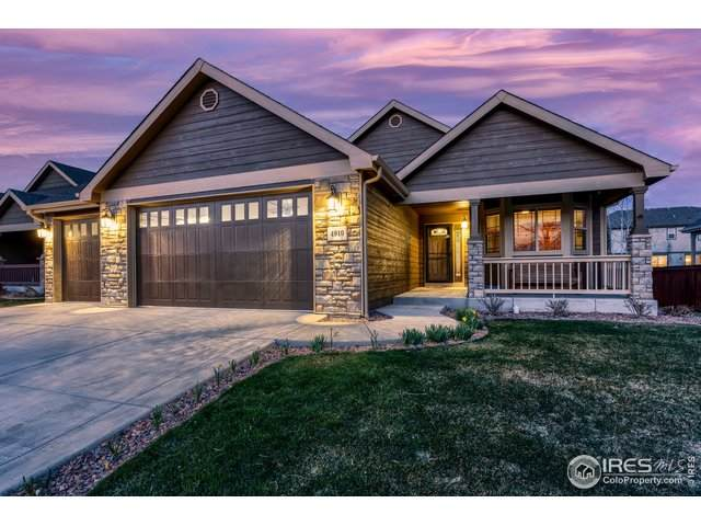 4910 Georgetown Dr, Loveland, CO 80538 (MLS #907887) :: Hub Real Estate