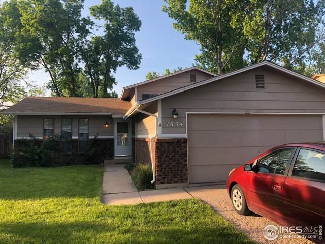 1654 Hastings Dr, Fort Collins, CO 80526 (MLS #907888) :: 8z Real Estate