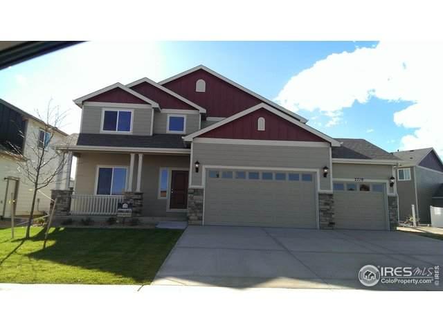 1369 Copeland Falls Rd, Severance, CO 80550 (MLS #908100) :: 8z Real Estate