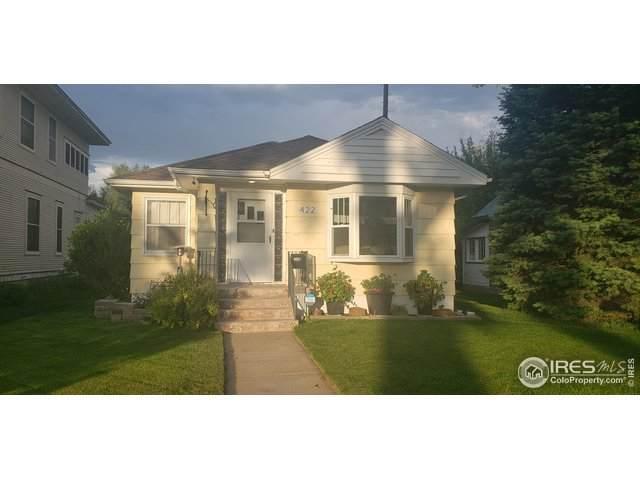 422 Prospect St, Fort Morgan, CO 80701 (MLS #908316) :: 8z Real Estate