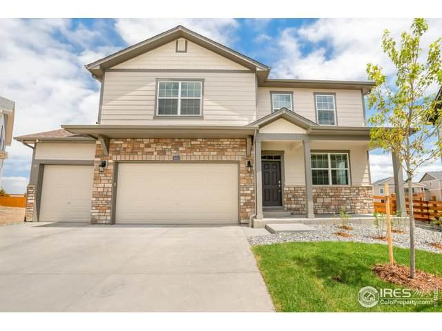 1668 Clarendon Dr, Windsor, CO 80550 (#908376) :: The Brokerage Group