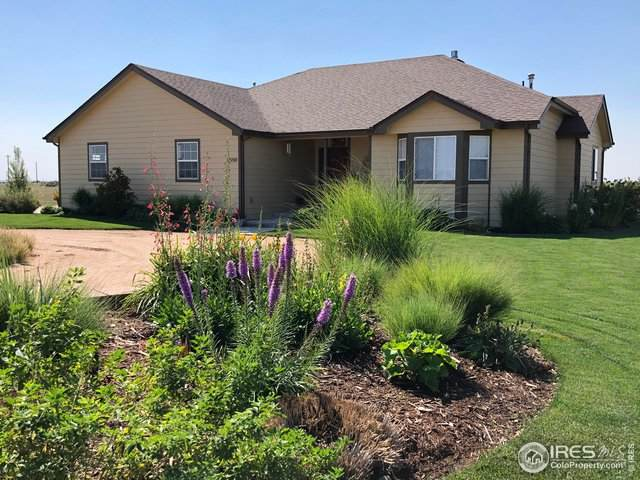 15898 County Road R, Fort Morgan, CO 80701 (MLS #908418) :: J2 Real Estate Group at Remax Alliance