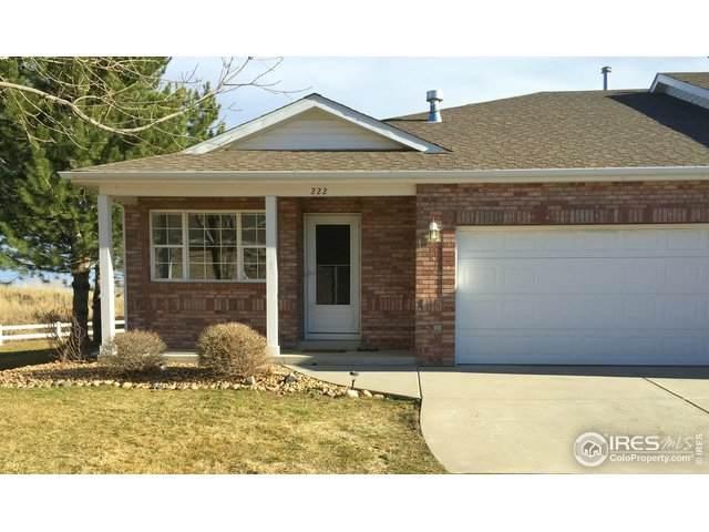 222 Shupe Cir, Loveland, CO 80537 (MLS #908461) :: 8z Real Estate