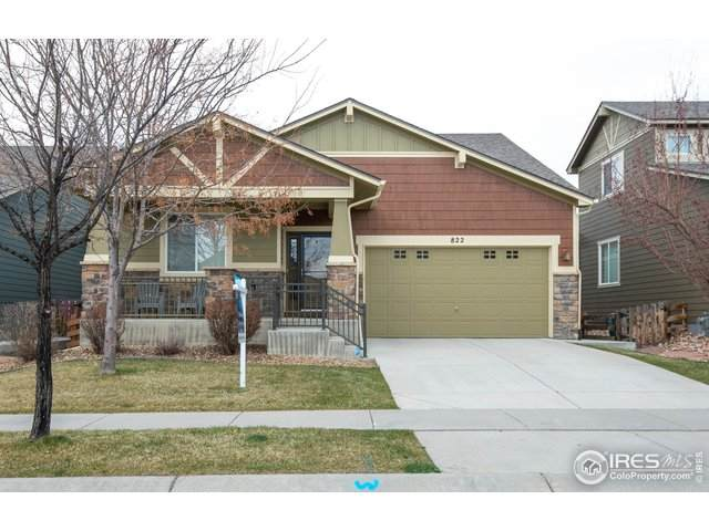 822 Crooked Creek Way, Fort Collins, CO 80525 (MLS #908464) :: Jenn Porter Group
