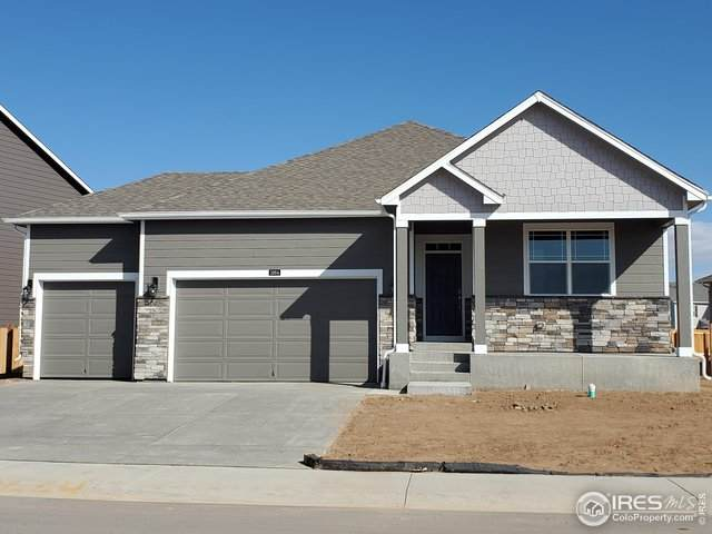 1664 Clarendon Dr, Windsor, CO 80550 (#908522) :: The Brokerage Group