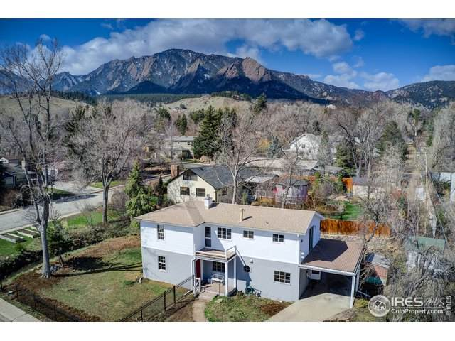 605 20th St, Boulder, CO 80302 (#908561) :: The Peak Properties Group